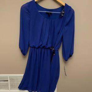 Bcx dress blue